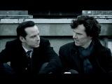 Шерлок 3 сезон 1 серия-Шерлок и Мориарти [Версия о том как выжил Шерлок Холмс]